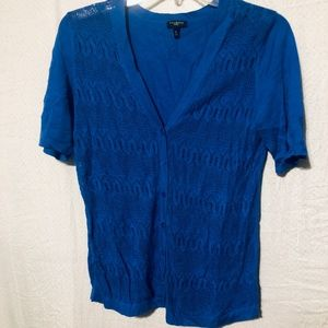 Cardigan by Talbots size MP